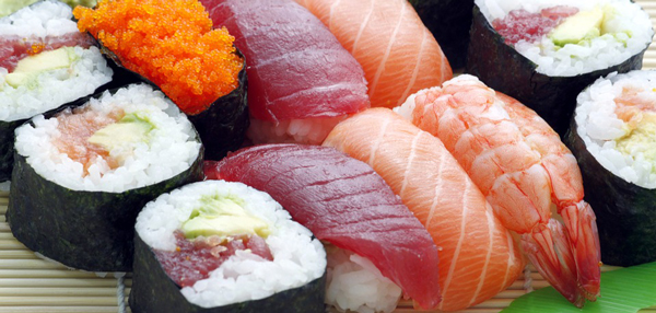 sushi cover photo image